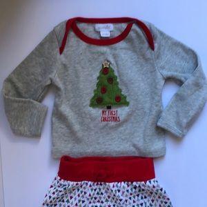 MudPie Christmas pajamas